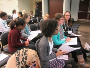 ERP_UNC Minority Health Conf. audience