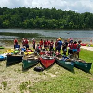 ERP canoeing