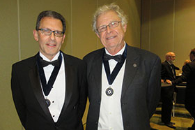 Paerl, Band honored for lifetime achievement by AGU