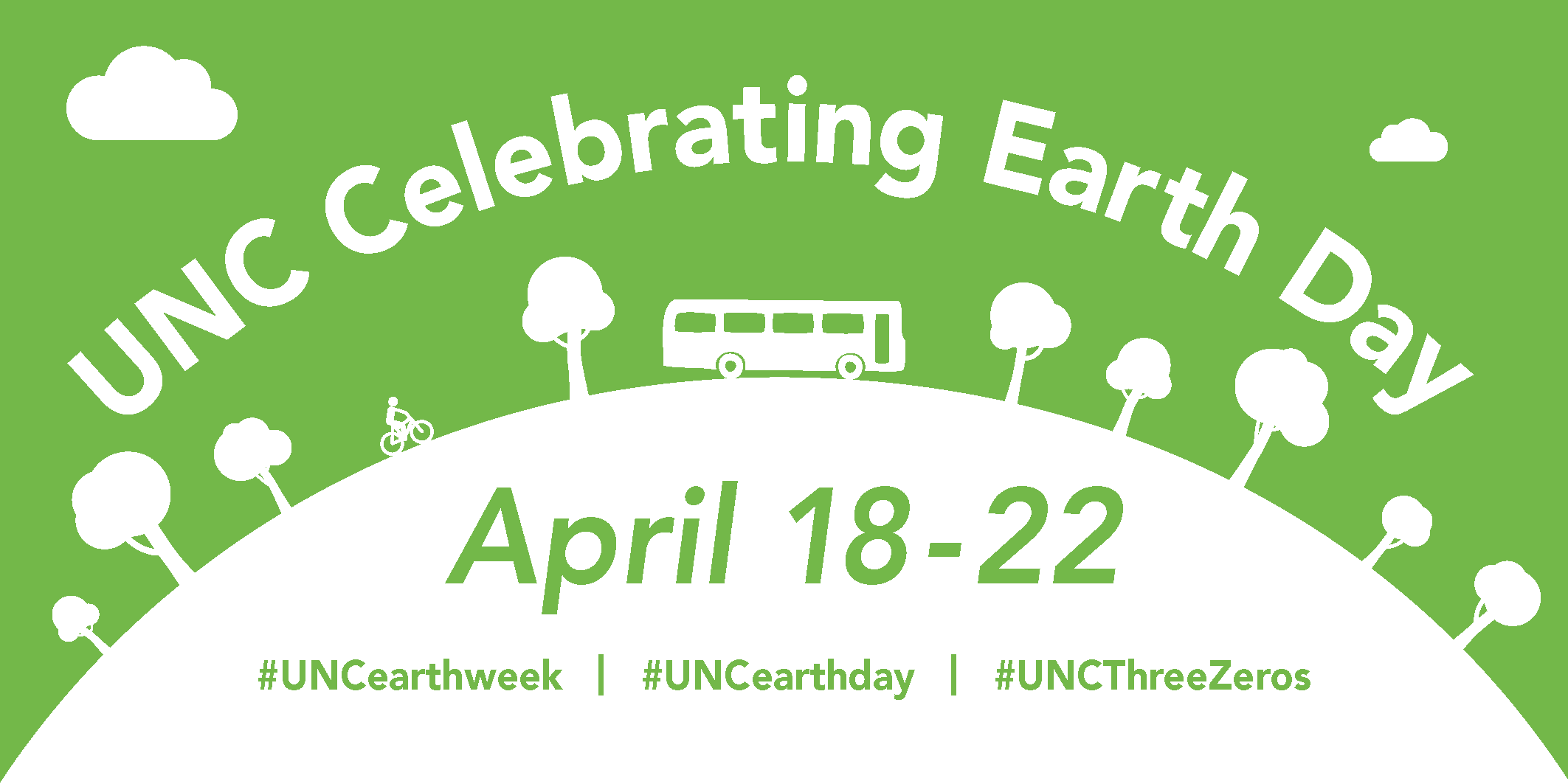 Earth Week: Celebrate at UNC!