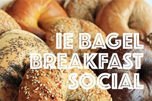 IE Bagel Breakfast Social