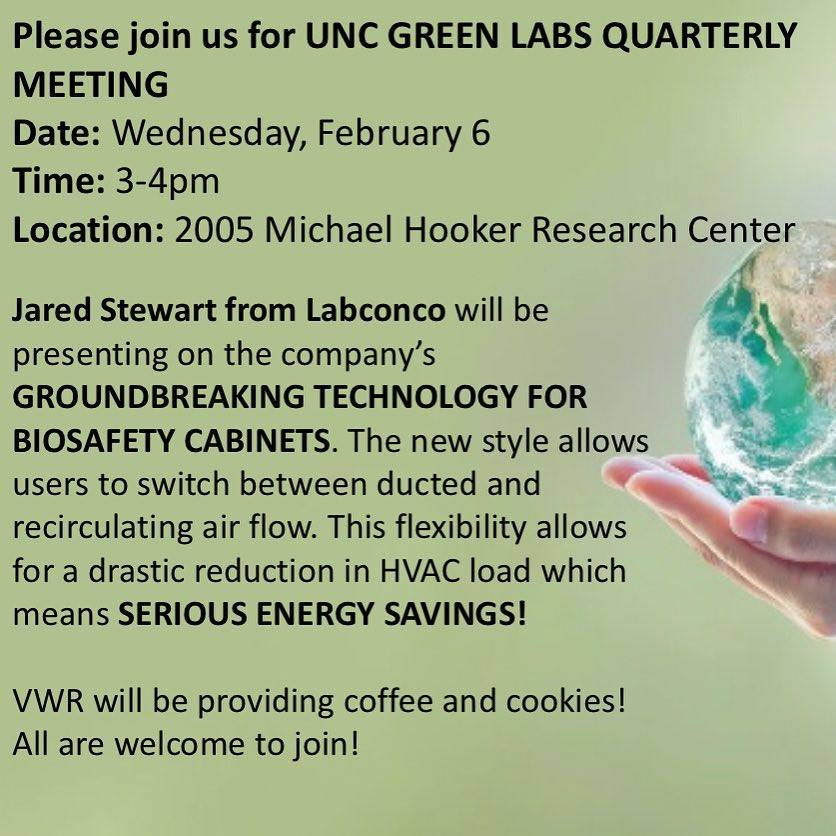 UNC Green Labs