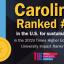 carolina ranked #1