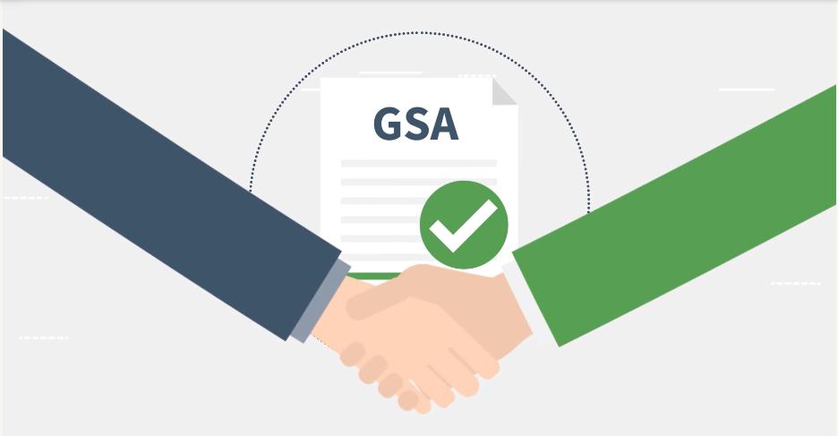 GSA Handshake Large