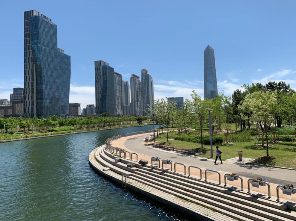 Songdo UNC Clean Tech Burch Seminar China-Korea