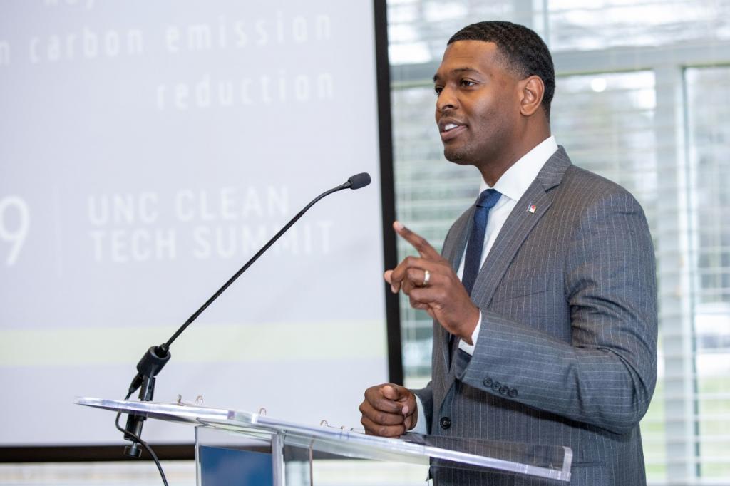 UNC Clean Tech Summit Speaker, Secretary Michael Regan