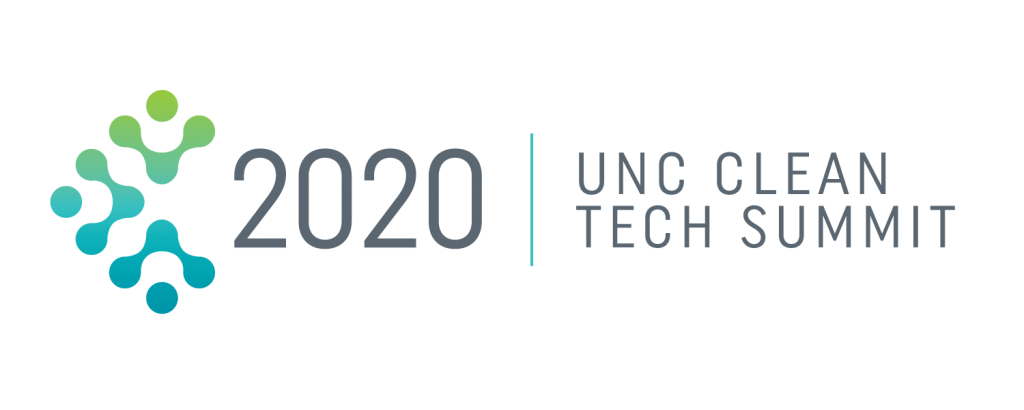 UNC Clean Tech Summit Logo 2020