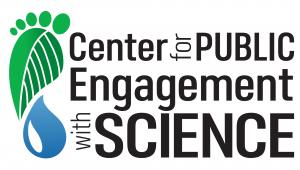 Center for Public Engagement with Science logo