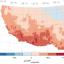 moisture variability in southwest