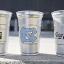 aluminium cups