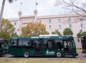 Transforming Transportation UNC Clean Tech Summit City of Charleston