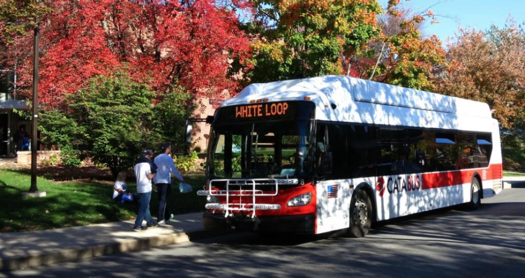 TransLoc Bus UNC Clean Tech Summit
