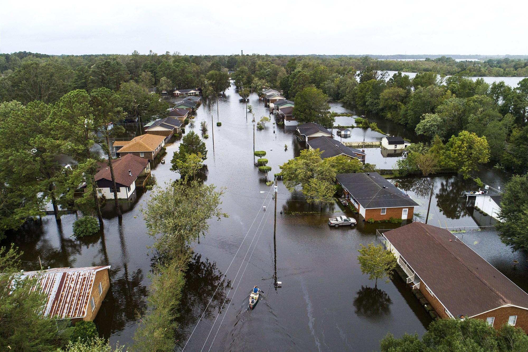 New Bern flooding
