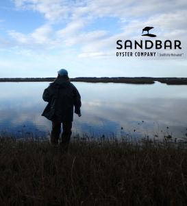 Sandbar Oyster Company Cleantech Corner BlueTech Startup