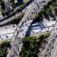 Vehicles on Highway.