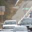 Traffic on Highway.